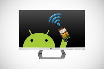 Controle o Ubuntu a partir do Android