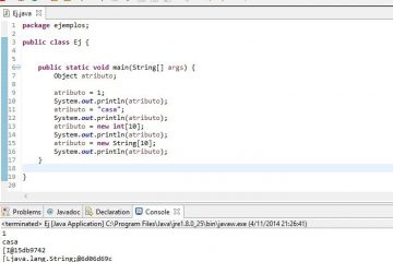 Programação orientada a objetos: a classe Object