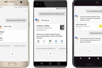 Use o Google Assistant no Android 5.0 ou superior sem root, graças ao Nova Launcher