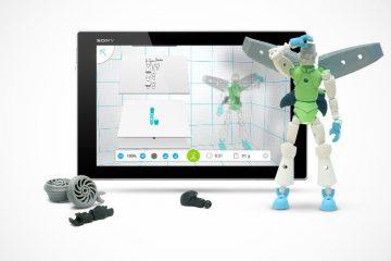 Crie suas próprias figuras personalizadas com o Tinkerplay e imprima-as em 3D