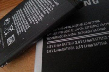 Dicas e mitos sobre baterias móveis