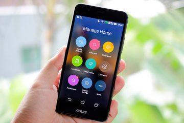 Altere o botão Iniciar da barra de navegação para um ícone de bateria no Android