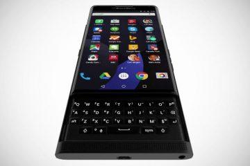 BlackBerry abre o pré-registro para Priv, seu primeiro celular Android