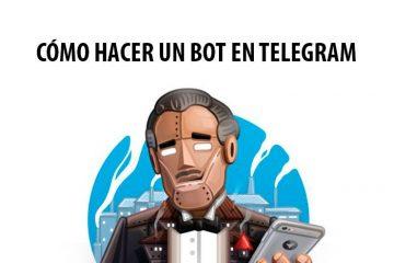 """Como criar um bot de Telegrama """"antiquado"""" sem a API do Telegram"""
