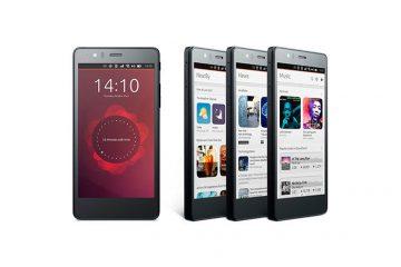 Ubuntu Touch está ganhando força: bq lança outro smartphone Ubuntu Edition