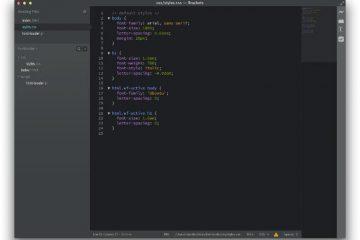 Descubra como instalar a versão mais recente do editor Brackets no Ubuntu