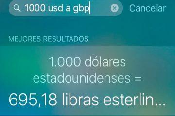 Como fazer cálculos rápidos a partir do iPhone Spotlight