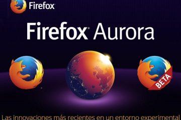 Como as atualizações funcionam no Firefox