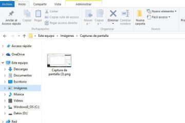 Redefinir o contador de capturas de tela no Windows 10