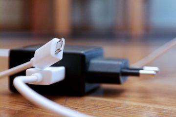 Mostramos como escolher o melhor carregador e cabo USB para carregar seu terminal