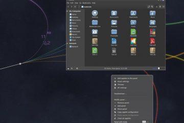 Como instalar o desktop Cinnamon no Ubuntu 15.10