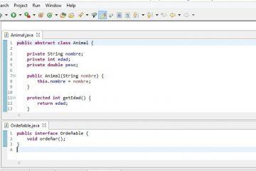 Programação orientada a objetos: classes abstratas e interfaces