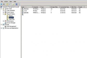 Corrigir automaticamente erros de componente do compmgmt.msc do Windows