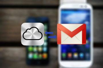 Como ter seus contatos do iCloud no Android e vice-versa