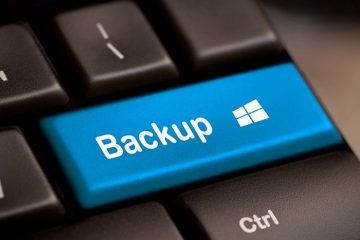Faça um backup do seu sistema operacional Windows com este aplicativo gratuito