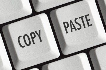 Como evitar escrever os mesmos textos repetidamente