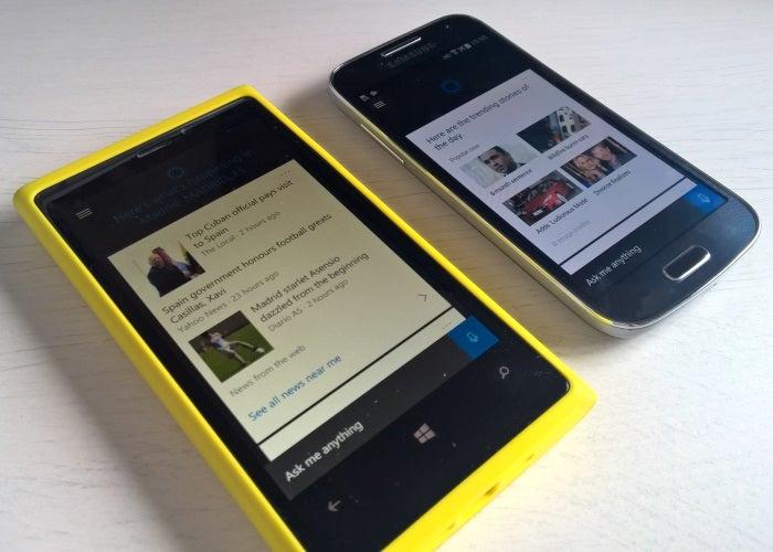 Cortana-android-vs-cortana-windows-10-móvel