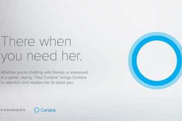 A Cortana se integra ao Cyanogen OS e chega ao OnePlus One
