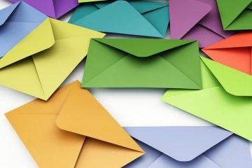 Aprenda a cancelar a inscrição por e-mail
