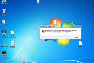 Resolver problemas diferentes com arquivos .DLL no Windows