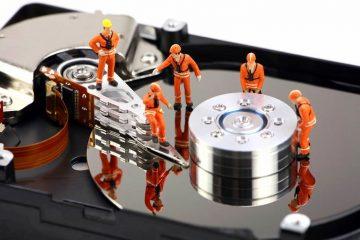 Como otimizar o Windows colocando arquivos na borda do disco rígido