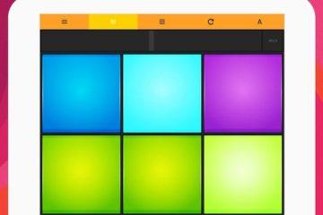 Crie batidas eletrônicas com os Drum Pads 24
