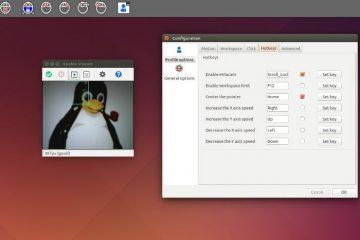 Como usar sua cabeça para controlar o mouse no Ubuntu