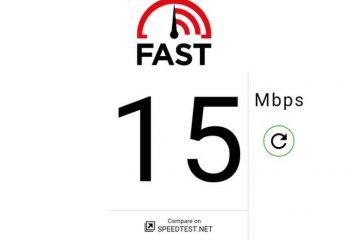 Conheça a velocidade da sua conexão com o FAST Speed Test