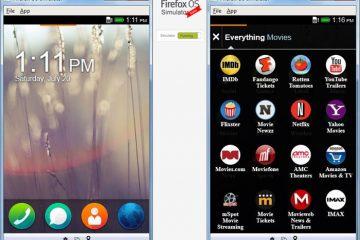 Experimente o Firefox OS no seu computador usando o navegador