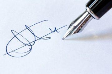 Adicione sua assinatura a um documento PDF de uma maneira simples
