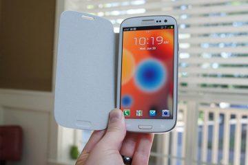 Bloqueie o sensor magnético do seu Android para que ele não trave / desbloqueie com o root