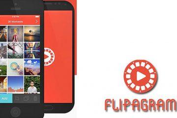 Transforme suas fotos em vídeos de música com Flipagram