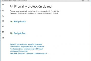 É suficiente segurança que faz uso do firewall do Windows 10?
