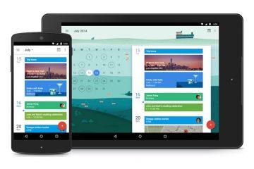 Instale a nova versão do Material Design do Google Agenda