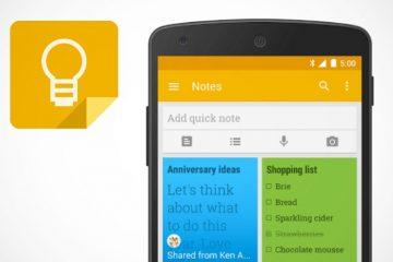Evernote x Google Keep. Qual é o melhor aplicativo de anotações?