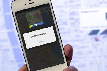 Como ter mapas offline no Google Maps para iOS