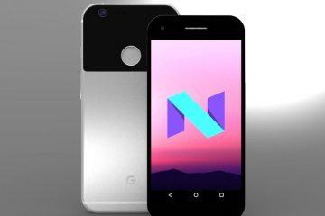 Obtenha a aparência do Pixel no seu dispositivo Android