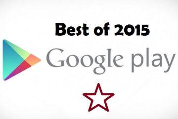 Conheça os melhores aplicativos de 2015, de acordo com o Google para o seu dispositivo Android!