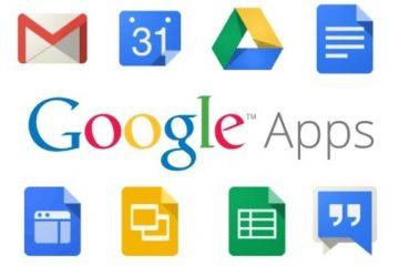 Mostramos a você quais são as atualizações do Google Apps