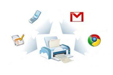 Crie seu próprio servidor do Google Cloud Print com Raspberry Pi