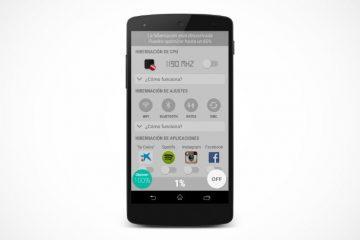O Hibernation Manager ajuda você a gerenciar melhor a vida da bateria do seu Android