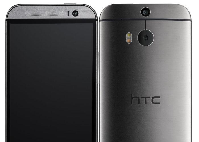HTC One M8 Traseira
