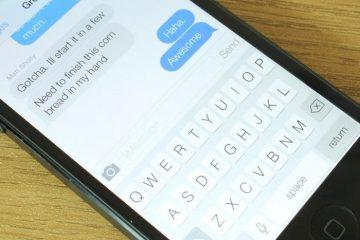 Instale o teclado do iOS 7 no seu Android