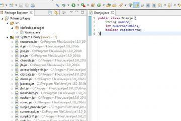 Programação orientada a objetos: tipos