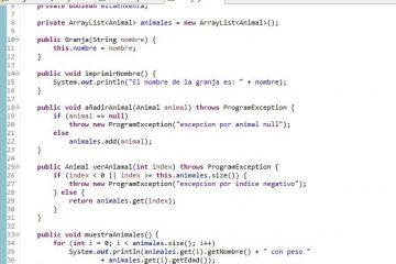 Quais são as exceções em Java