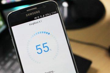 Telefones Android raiz sem um computador