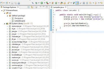 Programação orientada a objetos: iniciar um aplicativo
