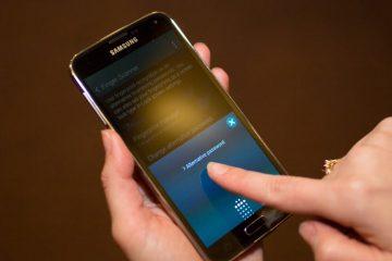 Descubra como ativar a tela do seu Samsung Galaxy S5 sem tocá-lo