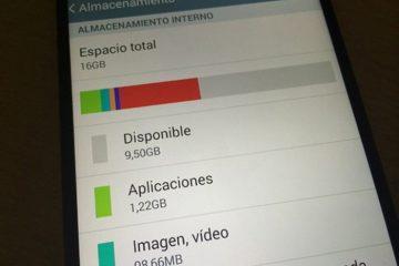 Exclua arquivos ocultos e espaço livre no seu dispositivo Android