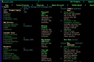 Conheça navegadores da Web para terminais Linux